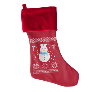 Nurse Christmas-Stockings-Spyder Deals