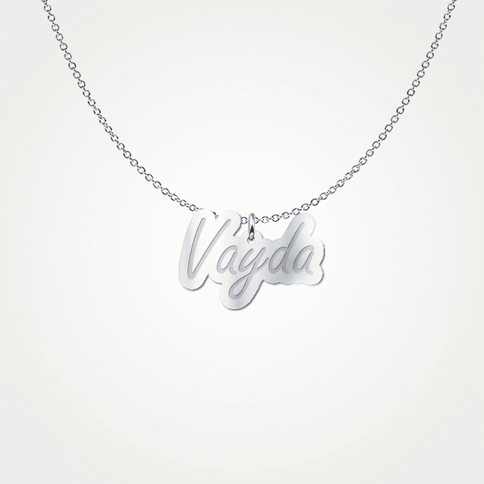 Vayda-Freeform Necklace-Spyder Deals
