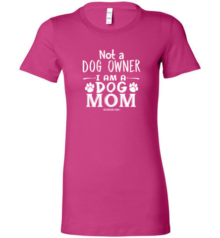 I AM A DOG MOM - TEE
