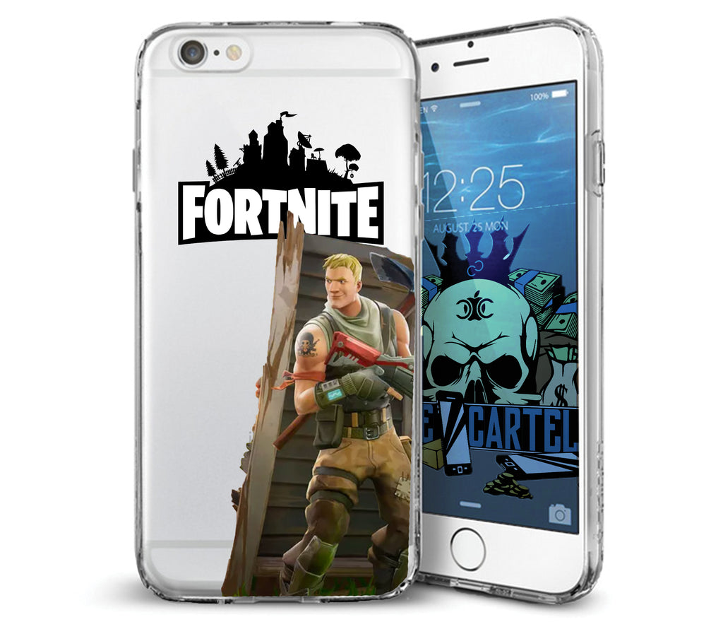 new product fa260 9a7c8 Fortnite iPhone Case