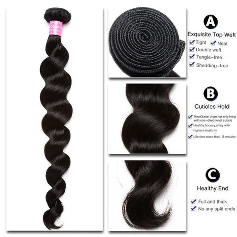 Detailed list of Features about Hair Weave Sets