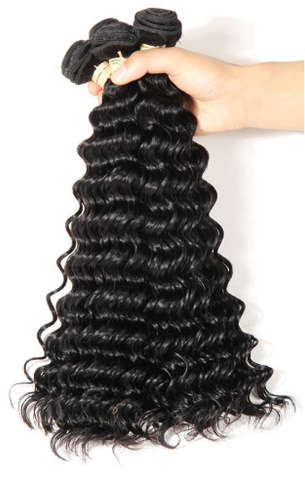 Deep Curly Weave