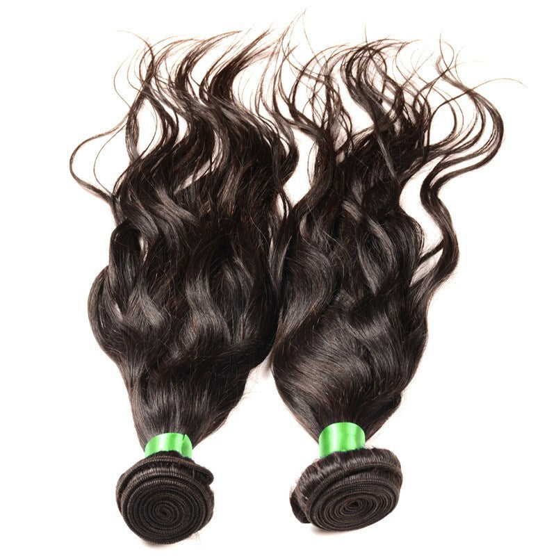 Natural Hair Weave Kinky Curly Weaves