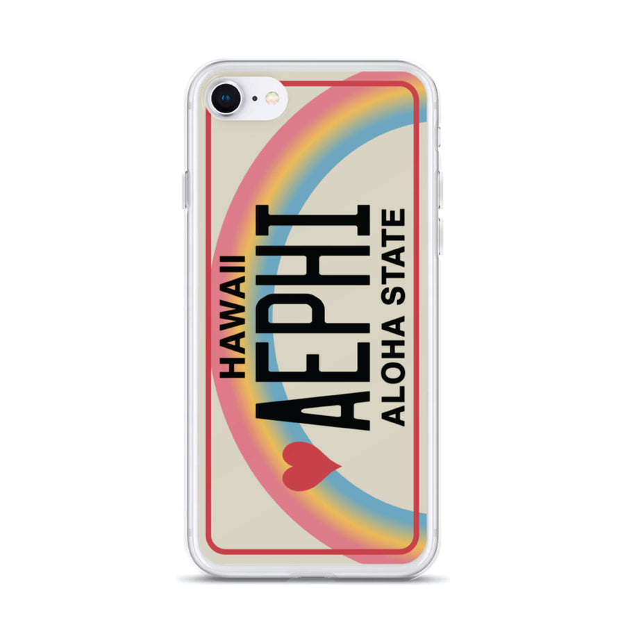 Aloha State of Mind iPhone Case <br> (iPhone 7 / iPhone 8)