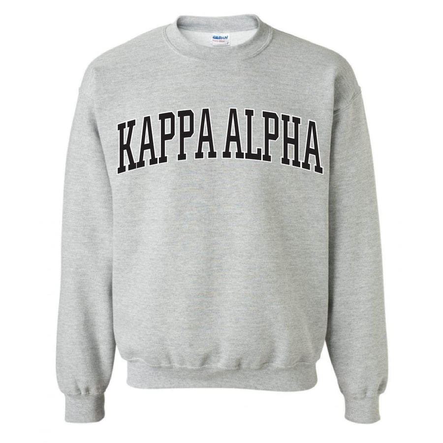 Arc Fleece <br> (available for multiple fraternities!)