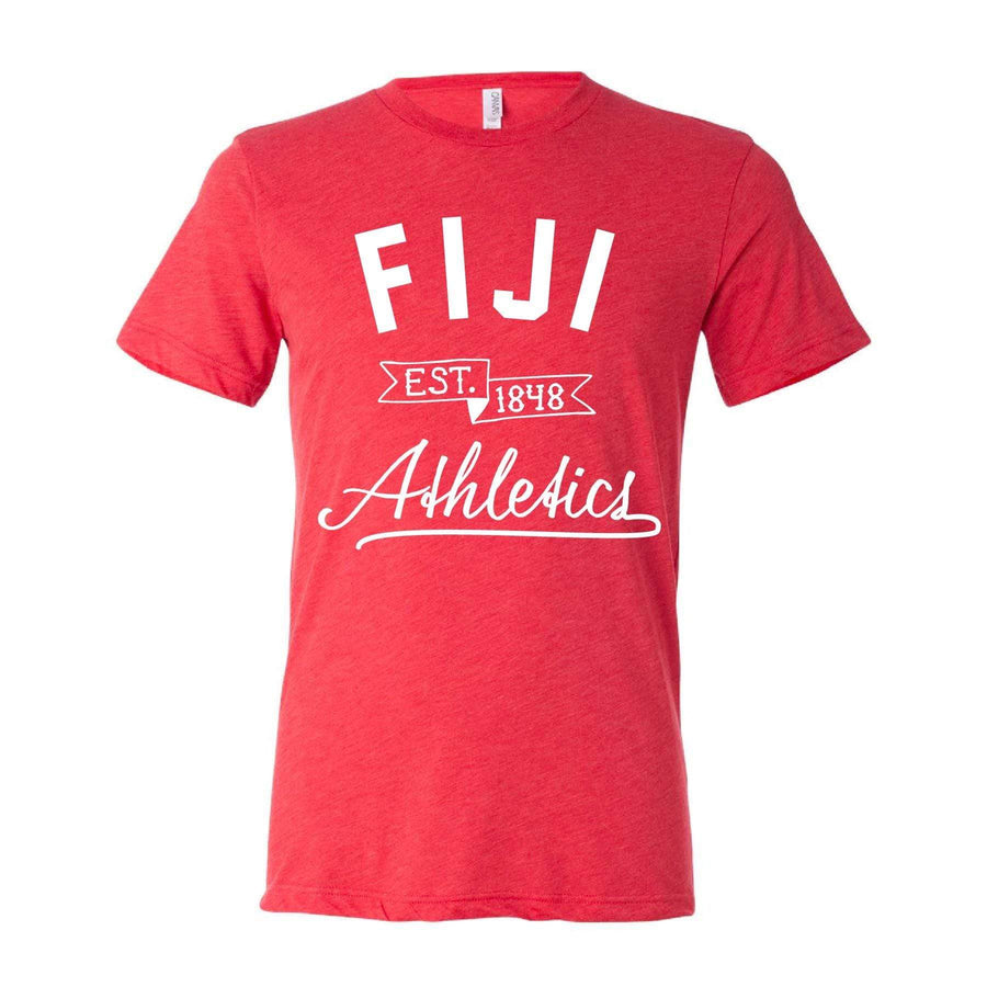 Athletics Tee <br> (available for all fraternities!)