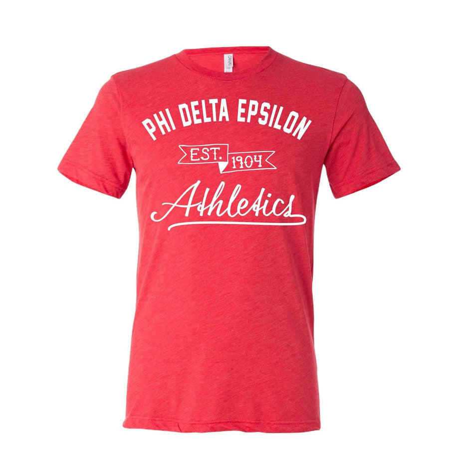 Athletics Tee <br> (available for multiple organizations!)
