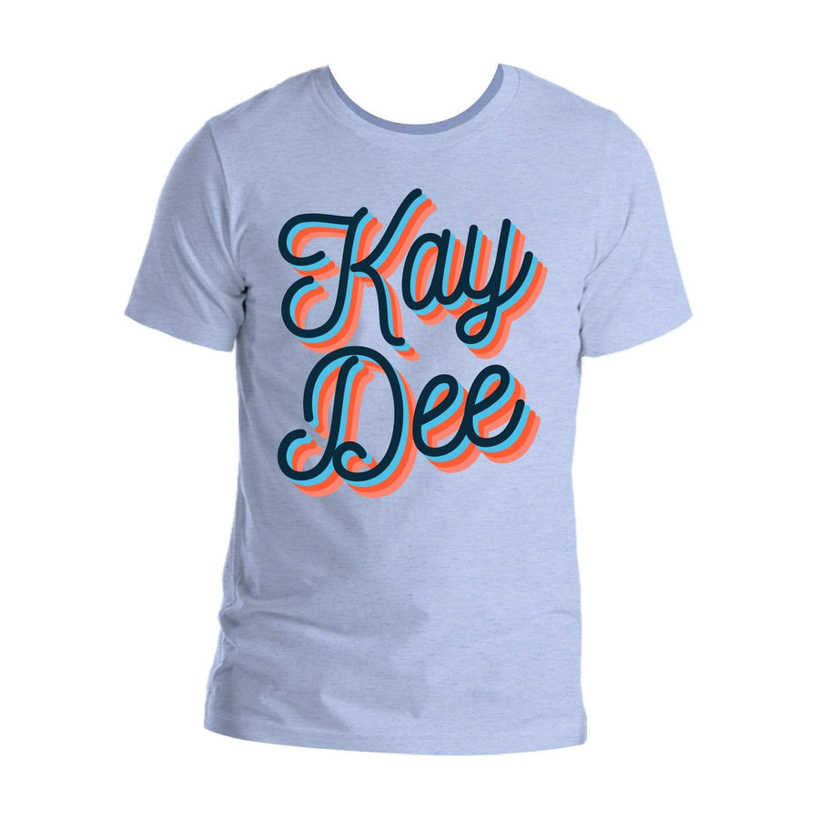 Baby Blue Color Pop Tee <br> (available for all organizations!)