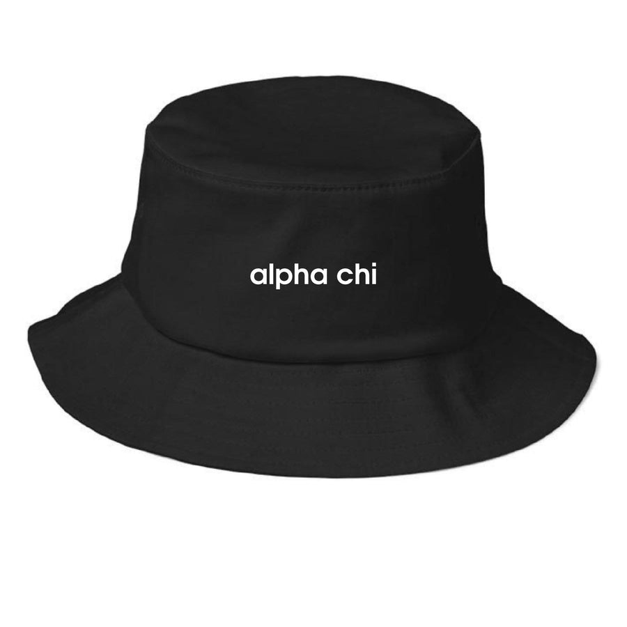 Black Bucket Hat <br> (available for multiple organizations!)