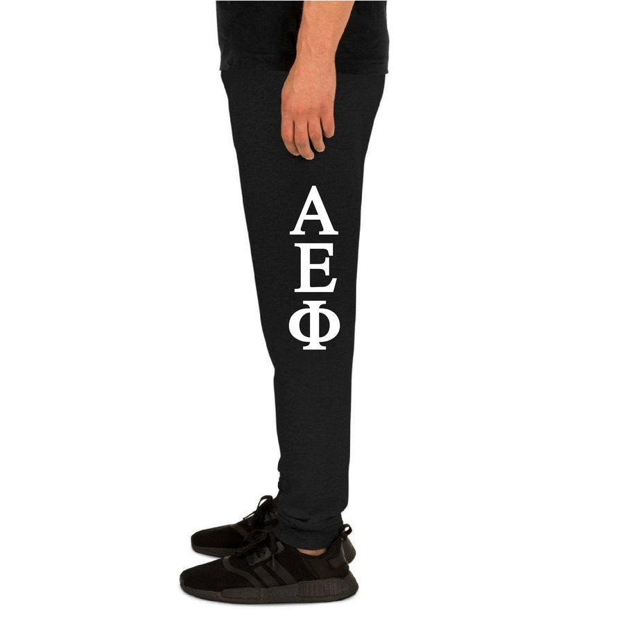 Black Greek Joggers <br> (available for all organizations!)