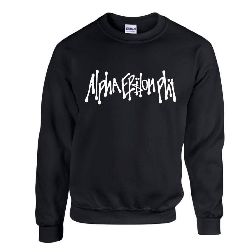 Black Scribble Fleece <br> (available for multiple organizations!)