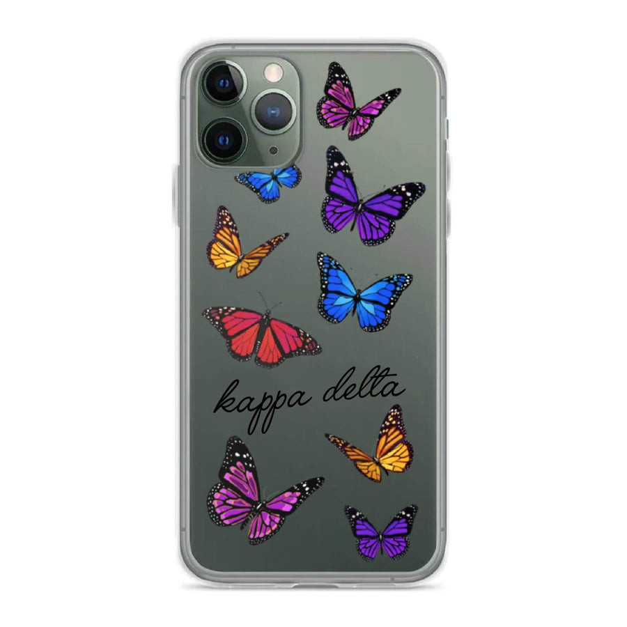 Butterfly iPhone Case <br> (iPhone 11 / 11 Pro / 11 Pro Max)