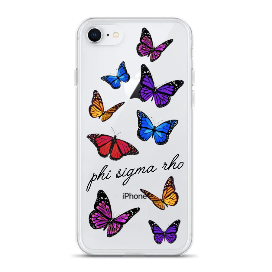 Butterfly iPhone Case <br> (iPhone 7 / iPhone 8)