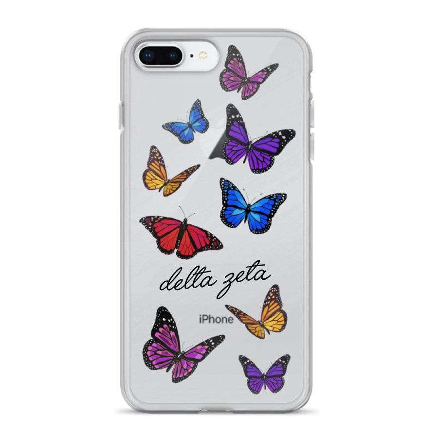 Butterfly iPhone Case <br> (iPhone 7 Plus / iPhone 8 Plus)