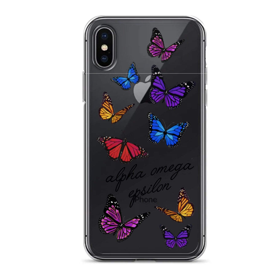 Butterfly iPhone Case <br> (iPhone XR / X/XS / XS Max)