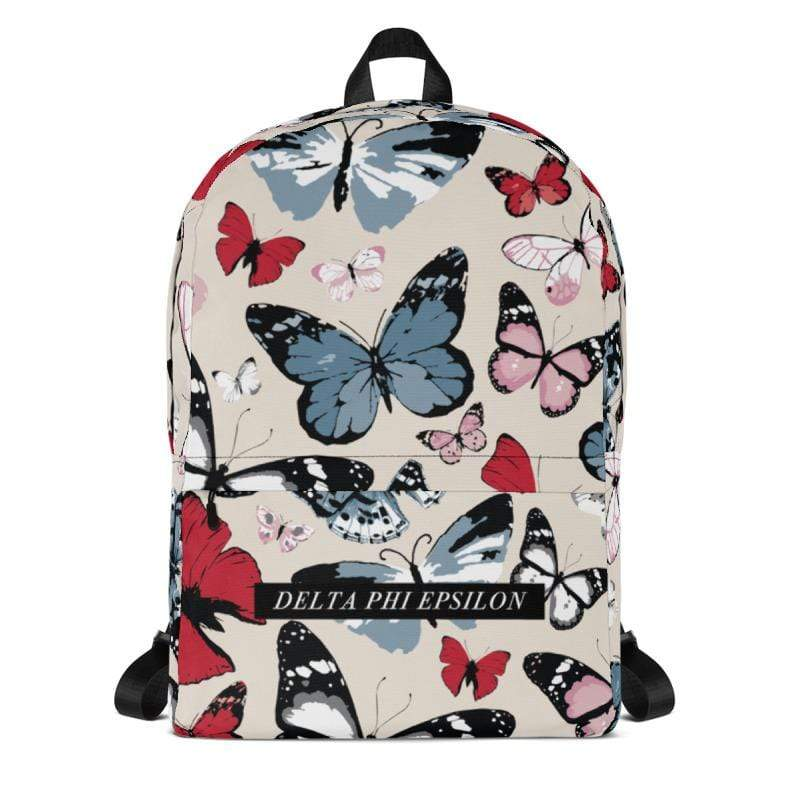 Butterfly Wonderland Backpack <br> (available for multiple organizations!)