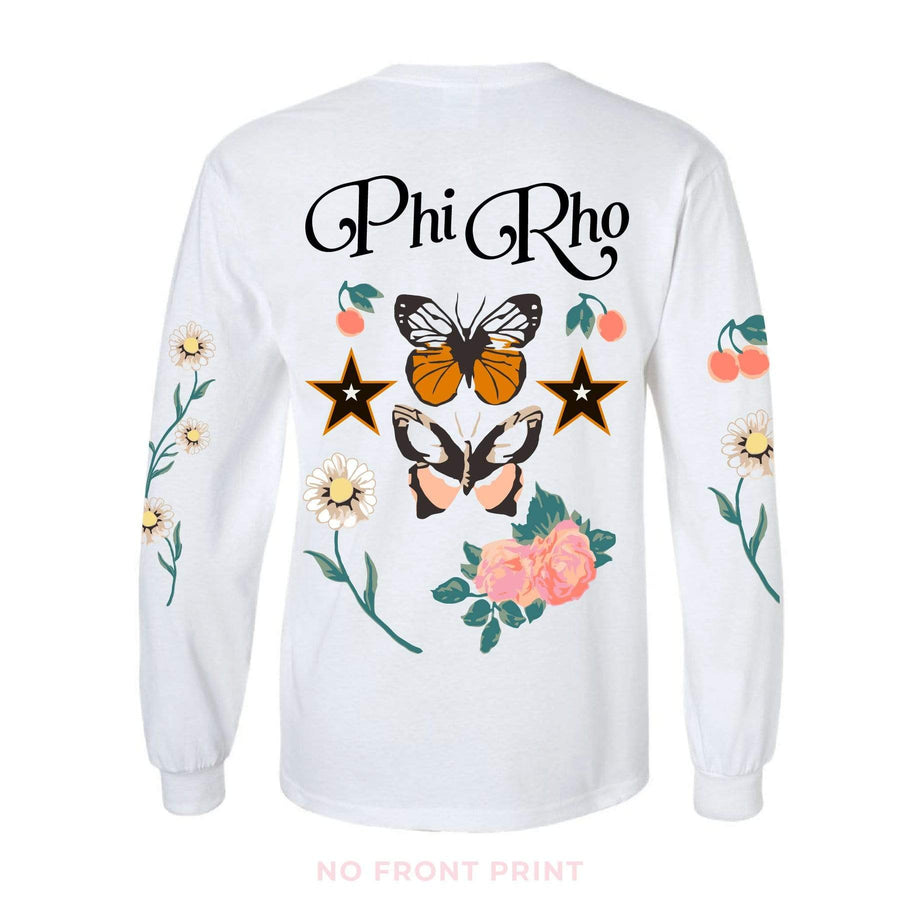 Celestial Butterfly Long Sleeve <br> (available for all organizations!)