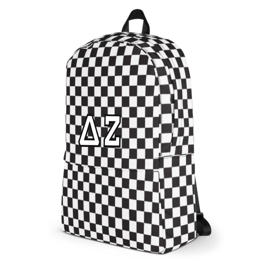 Checkered Backpack <br> (available for multiple organizations!)