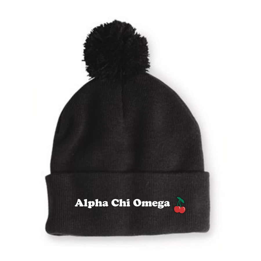 Cherry Beanie <br> (available for multiple organizations!)