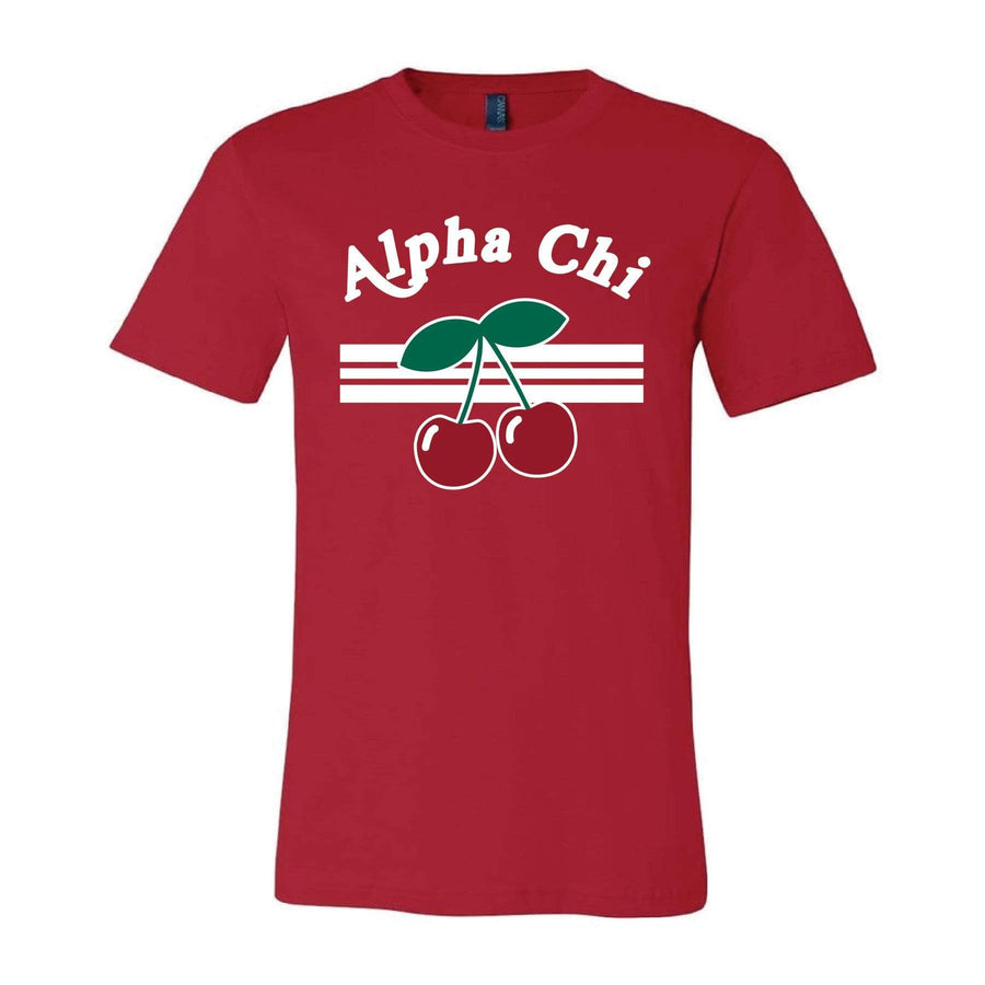 Cherry Bomb Red Tee <br> (available for multiple organizations!)