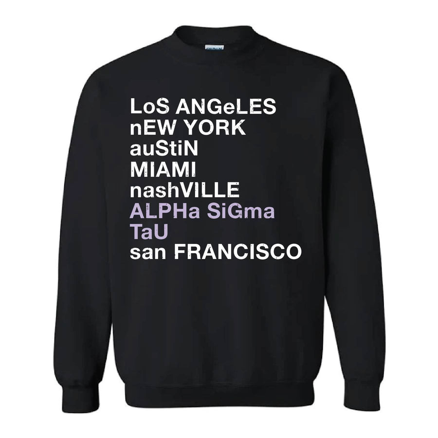 City Fleece <br> (available for all organizations!)