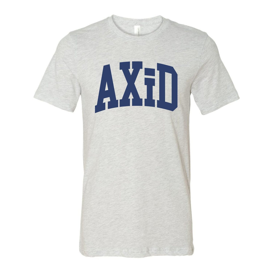 Collegiate Heather Tee <br> (available for multiple organizations!)