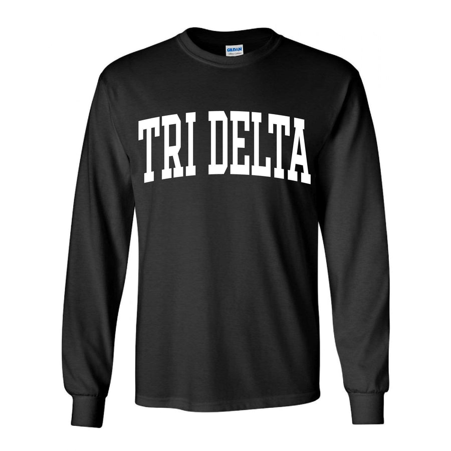 Collegiate Long Sleeve <br> (available for all organizations!)
