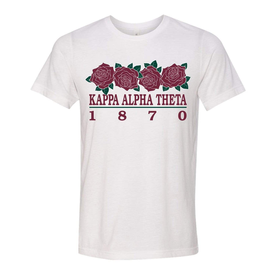 Collegiate Roses Tee <br> (available for multiple organizations!)