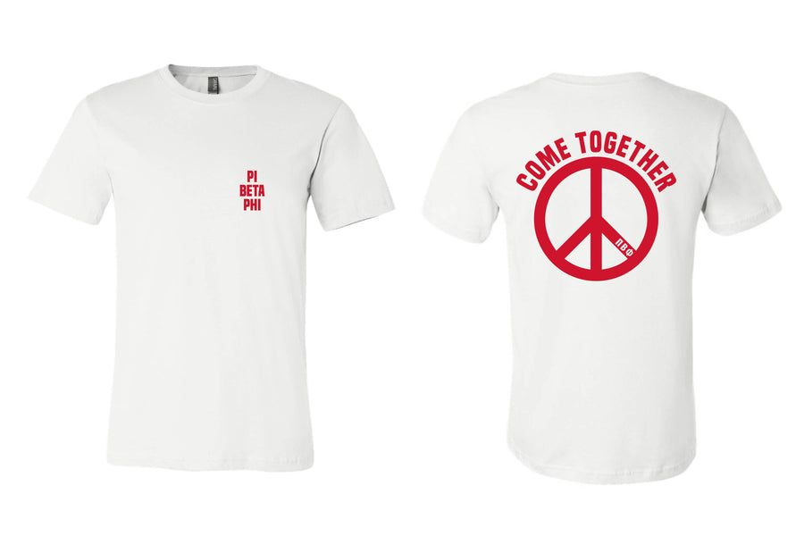 Come Together Tee <br> (available for all organizations!)