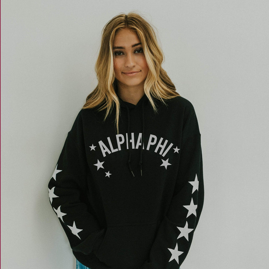 Ali & Ariel Cosmic Hoodie <br> (available for all organizations!)