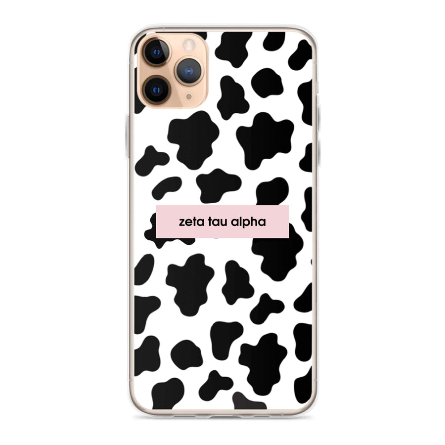 Cow Print iPhone Case <br> (iPhone 11 / 11 Pro / 11 Pro Max)