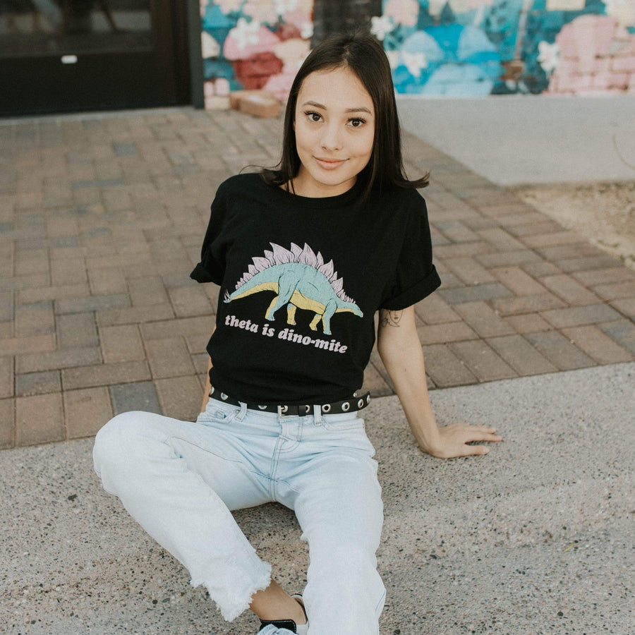 Dino-mite Tee <br> (available for multiple organizations!)