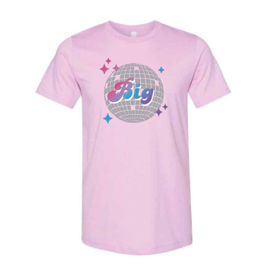 Ali & Ariel Disco Fam Tees BIG / Small