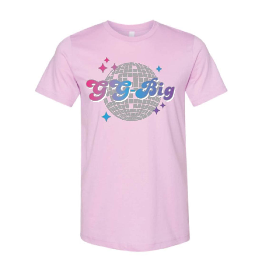Ali & Ariel Disco Fam Tees GG-BIG / Small