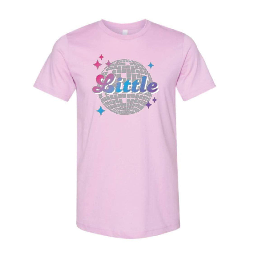 Ali & Ariel Disco Fam Tees LITTLE / Small
