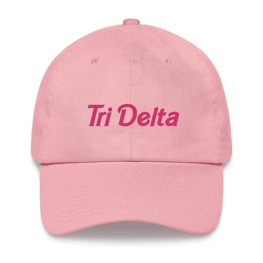 Dream House Pink Baseball Hat <br> (available for all sororities)