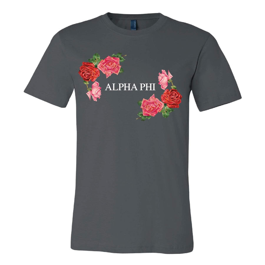 Framed In Roses Tee <br> (available for multiple organizations!)