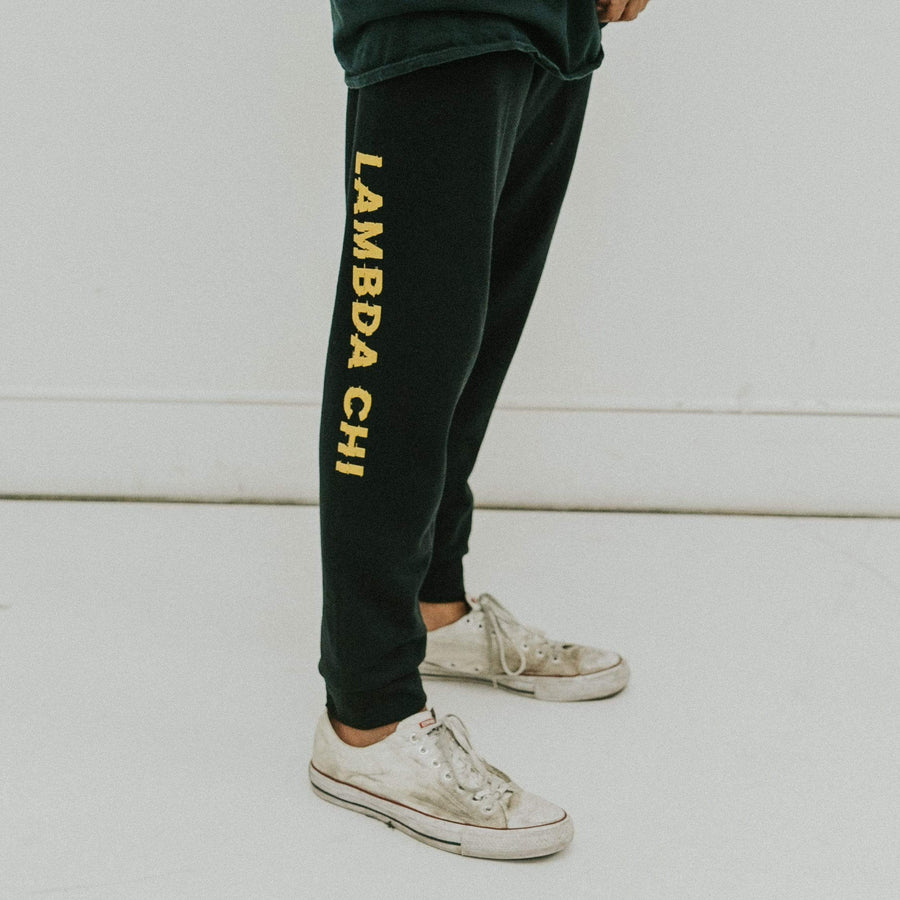 Glitch Joggers <br> (available for all fraternities!)