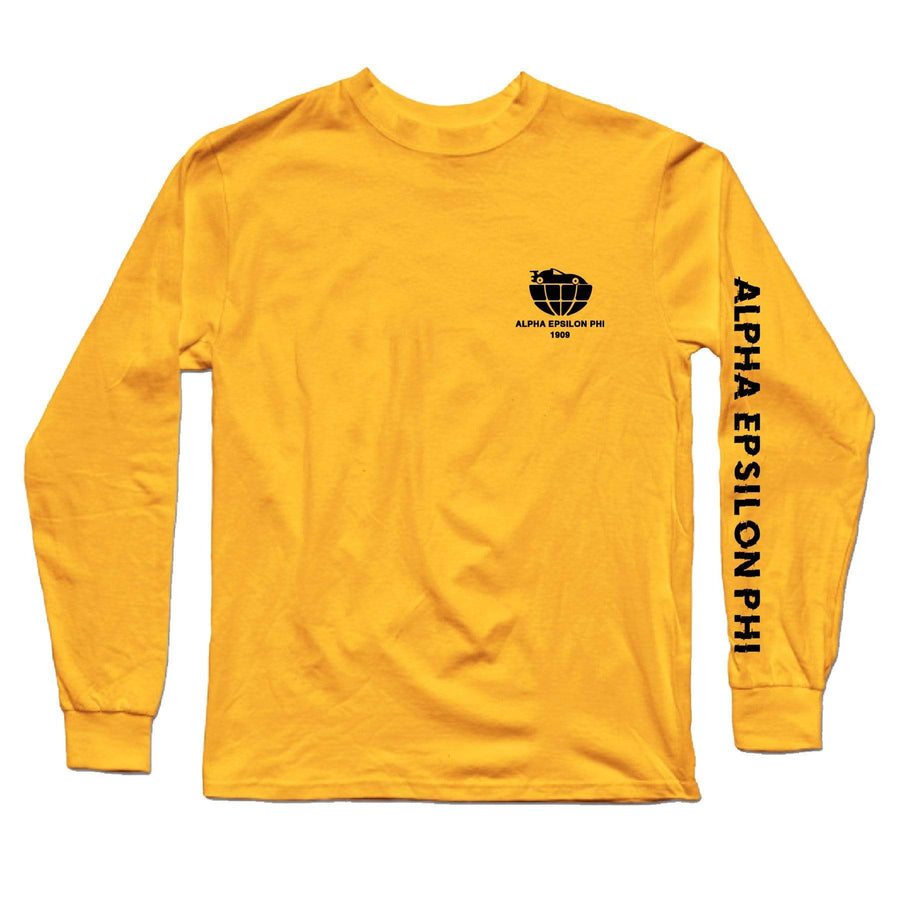 Glitch Long Sleeve <br> (available for all organizations!)
