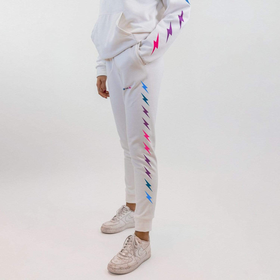 Ali & Ariel Gradient Bolt Joggers <br> (available for all organizations!)