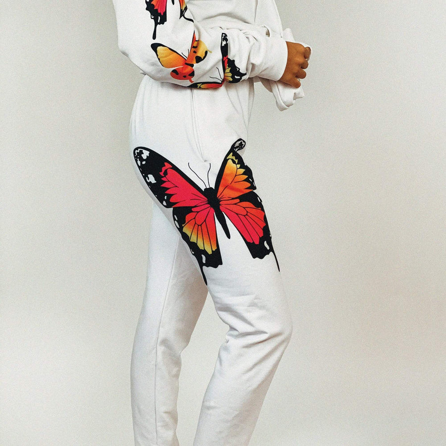 Gradient Butterfly Joggers <br> (sororities A-D)