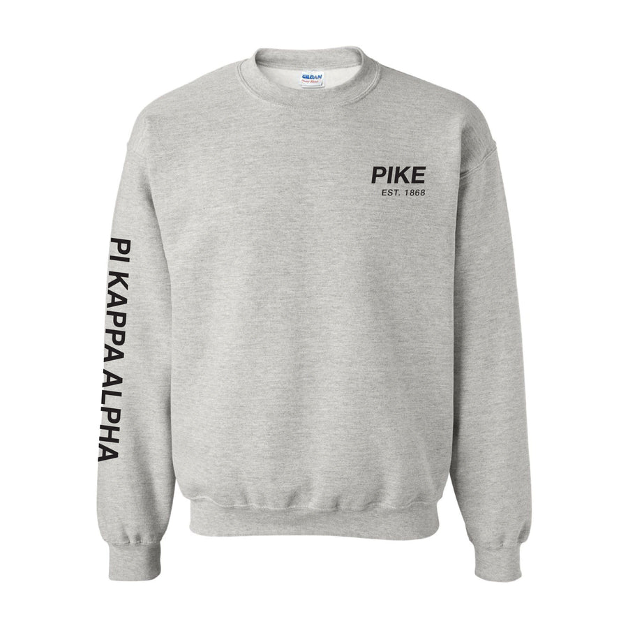 Grey Essential Fleece <br> (available for all fraternities!)
