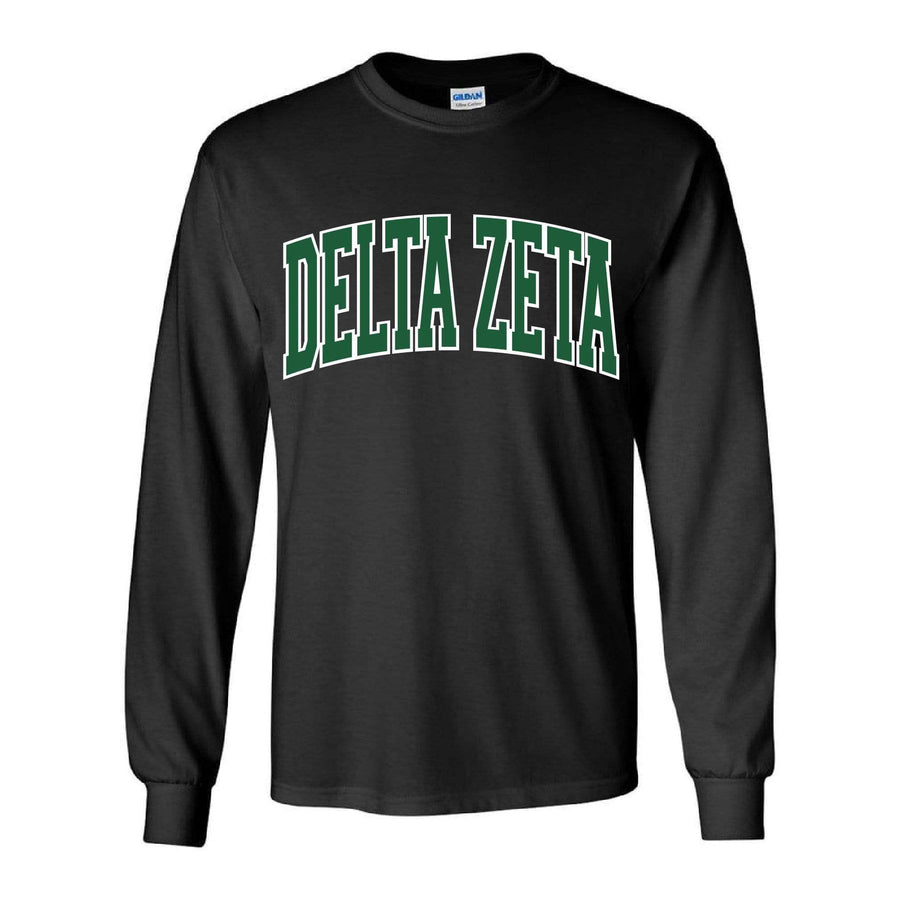 Hunter Collegiate Long Sleeve <br> (available for all organizations!)
