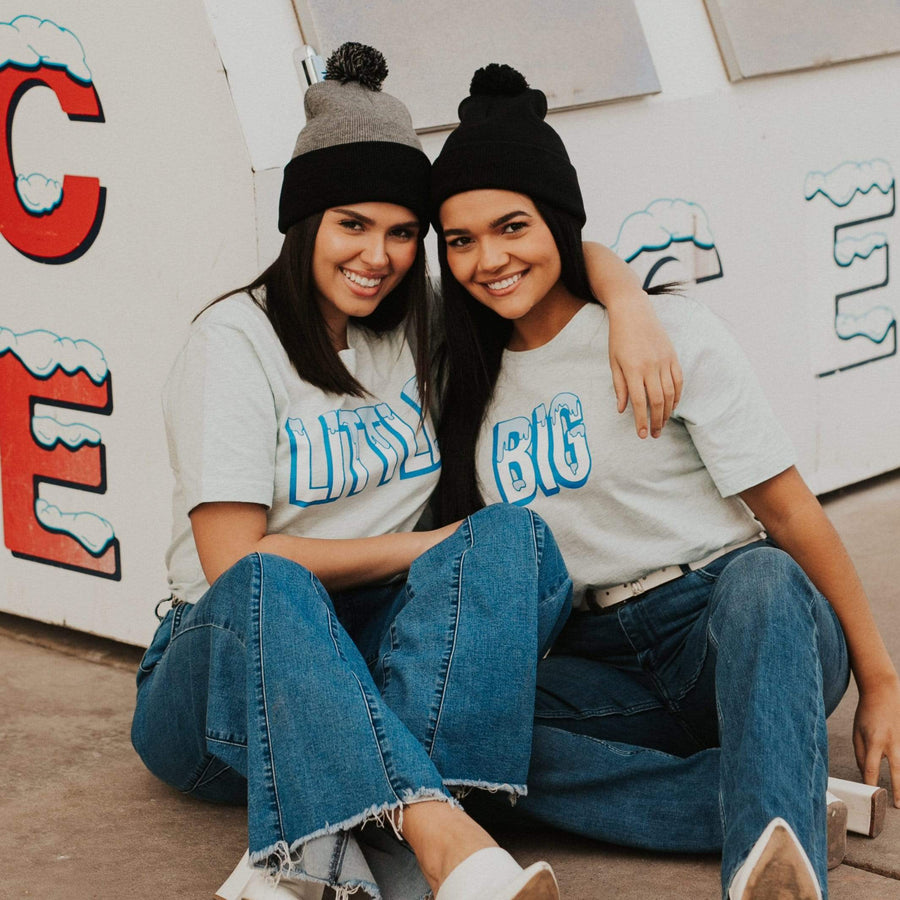 Icy Fam Big Little Tees