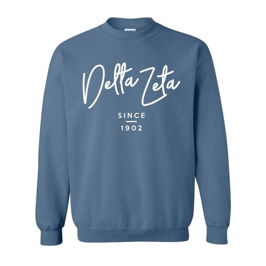 Indigo Signature Sweatshirt <br> (available for multiple organizations!)