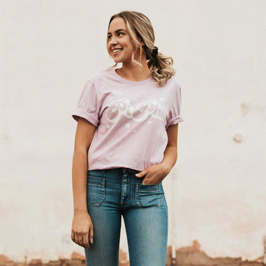 Ali & Ariel Lavender Dreams Tee <br> (available for all organizations!)