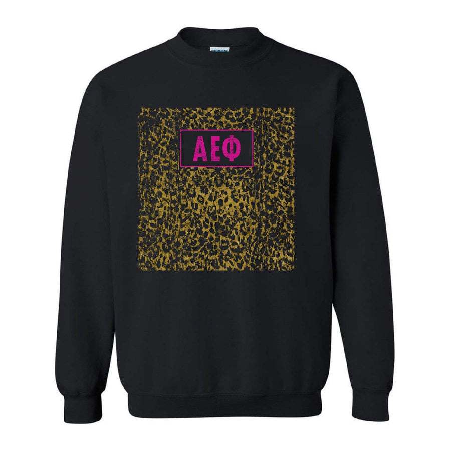 Leopard Fleece <br> (available for all organizations!)