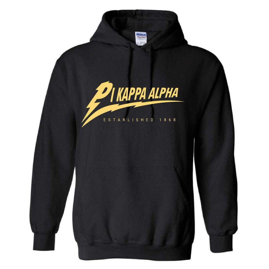 Lightning Hoodie <br> (available for multiple fraternities!)