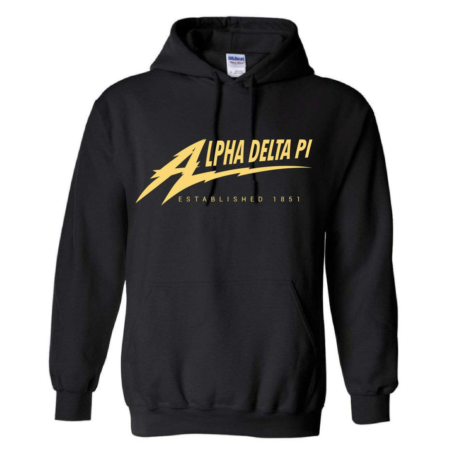 Ali & Ariel Lightning Hoodie <br> (available for multiple organizations!)