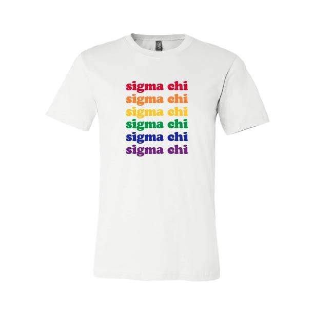 Love Is Love Tee <br> (available for multiple fraternities!)